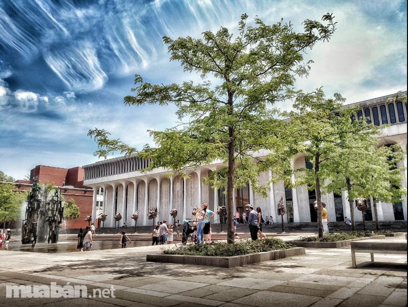 Đài phun nước đại học Princeton