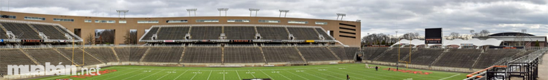 Sân vận động Đại học Princeton
