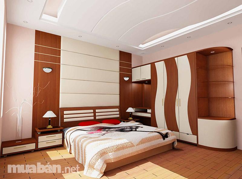 Không gian phòng ngủ tinh tế, lý tưởng cho giấc ngủ ngon