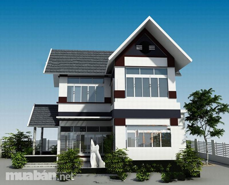 Những mẫu thiết kế nhà 2 tầng tiện nghi, hiện đại nhất