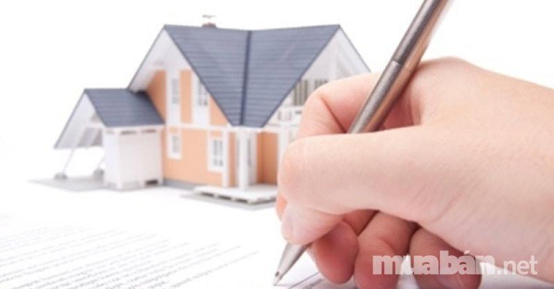 Quy định về chuyển quyền sở hữu nhà