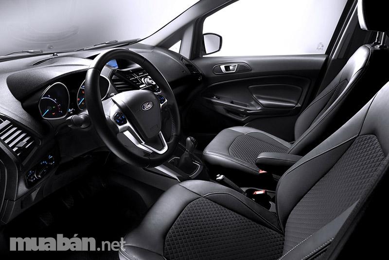 Nội thất trong xe được trang bị hiện đại, tiện nghi và đầy đủ