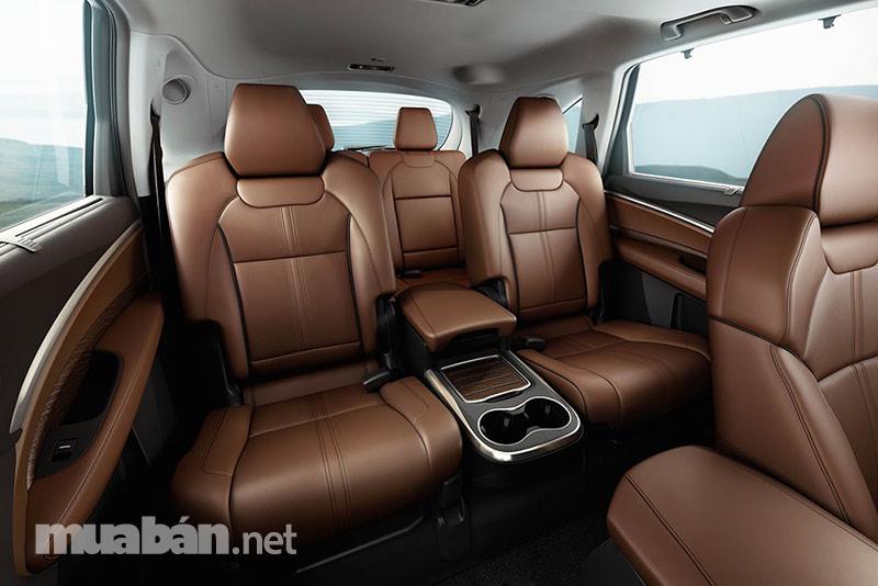 Acura MAX phiên bản cao cấp sang trọng