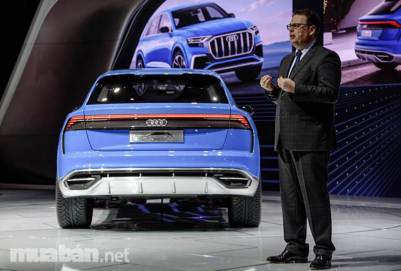 Audi Q8 Coupe