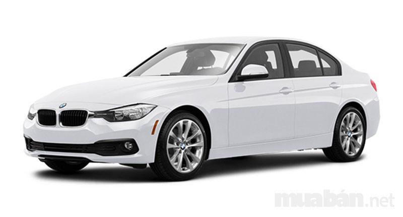 Tổng quan ngoại thất BMW 320i 2017
