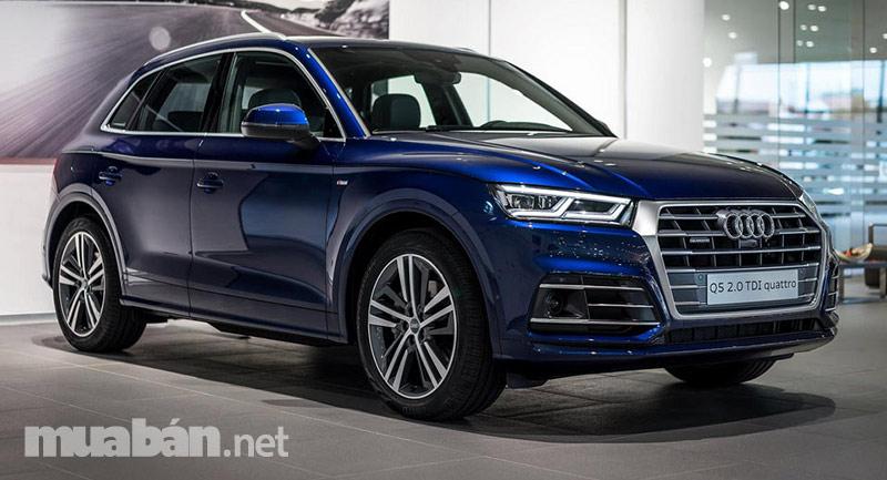 Audi Q5 – SUV sang trọng phong cách