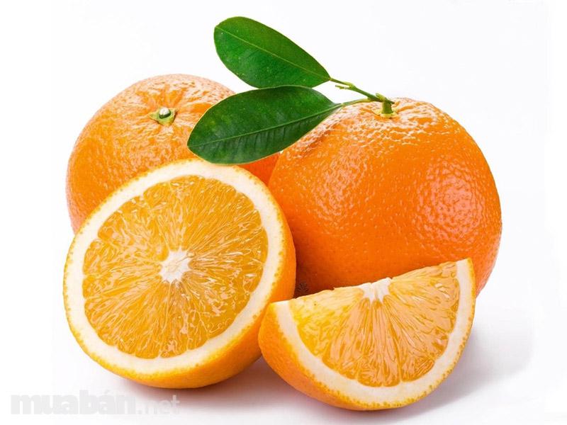 Trị mụn đầu đen, mụn bọc bằng vỏ cam