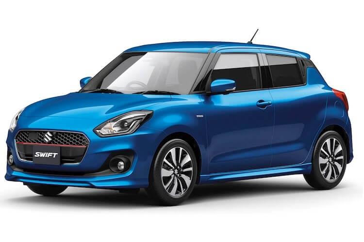 Tại Việt Nam doanh số của Suzuki đang tiến triển không tốt