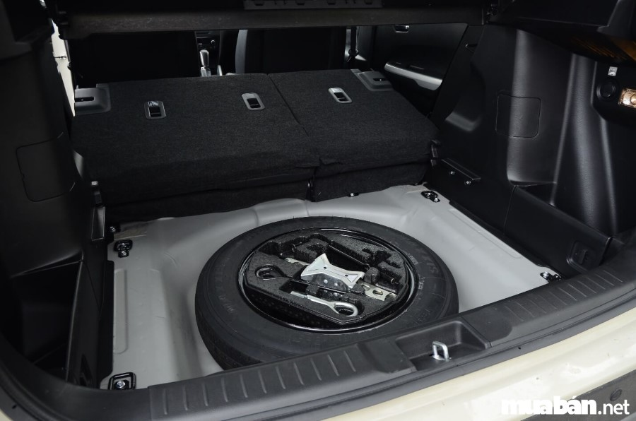 Suzuki Vitara đem đến sự an toàn và tiện lợi cao