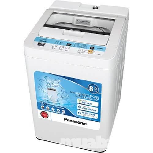 Máy giặt PANASONIC 8 KG NA-F80VS7WCV