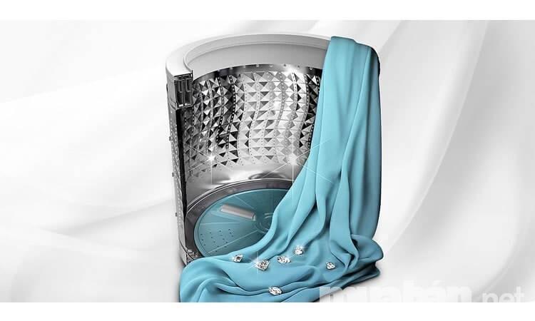 Mâm giặt của máy giặt SAMSUNG WA85M5120SG