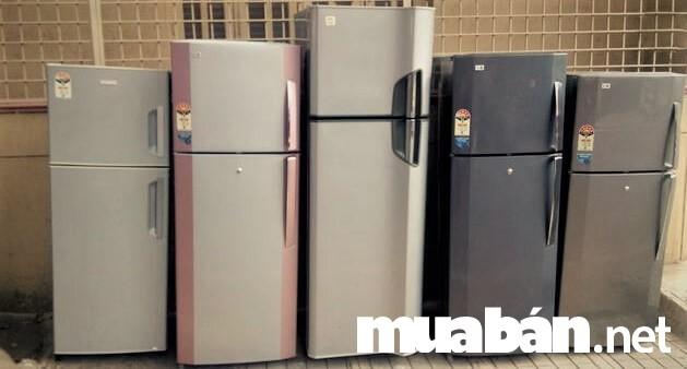 Kích thước tủ lạnh nên phù hợp với số người và mục đích sử dụng