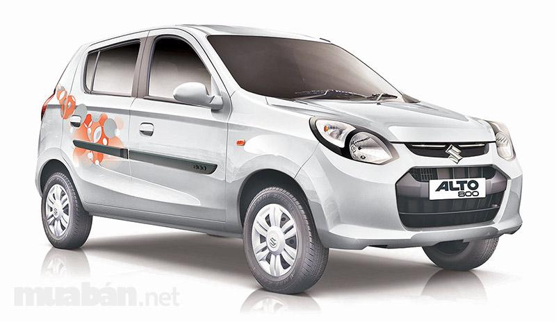 Thiết kế không mới mẻ nhưng thanh lịch và có chất riêng của Suzuki Alto