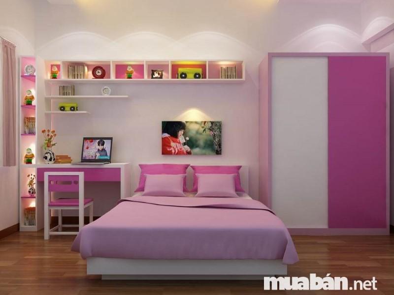 Mẹo trang trí phòng ngủ đẹp và tiết kiệm