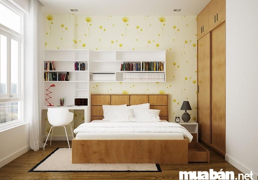 Bắt đầu với việc lựa chọn phong cách thiết kế chủ đạo cho căn phòng