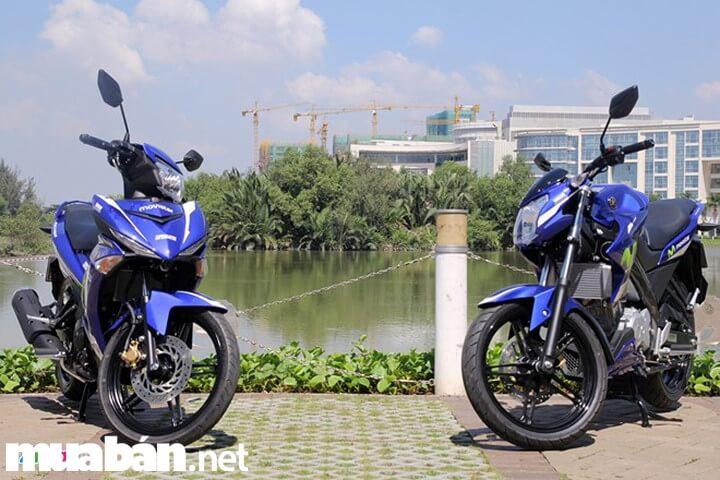 Exciter 150 Và Fz150I Đều Là Hai Dòng Xe Thể Thao Nổi Tiếng Của Yamaha