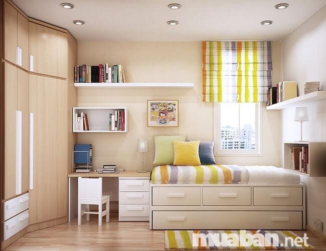 Bí quyết trang trí nội thất cho phòng ngủ đẹp