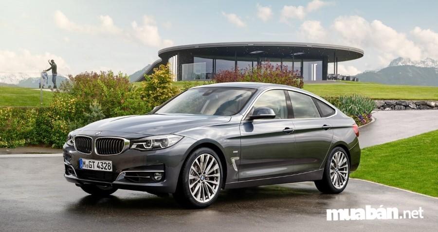 Đánh giá ô tô BMW 320i 2017 mới nhất