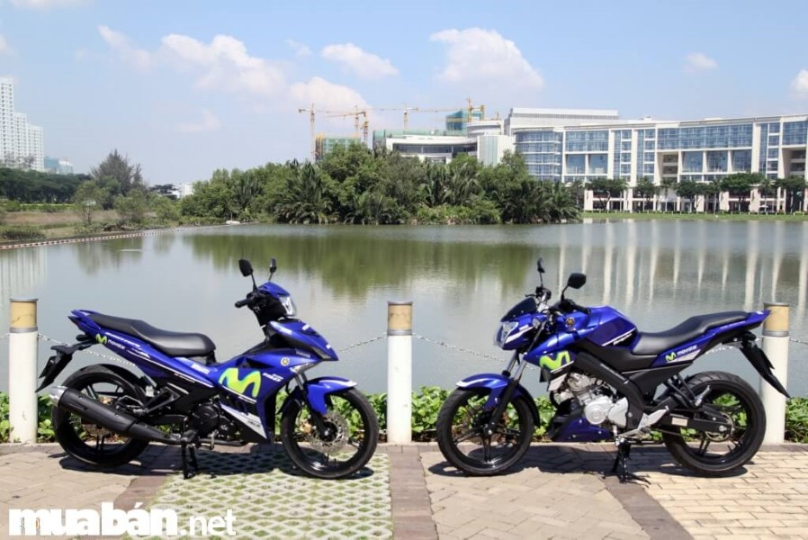 So Sánh Yamaha Exciter Và Yamaha Fz150I