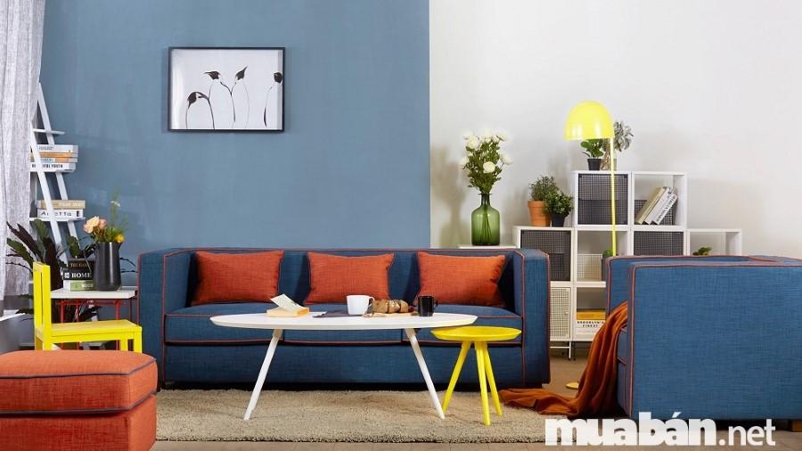 Sự đơn giản, thoải mái là yếu tố quan trọng nhất trong trang trí nội thất