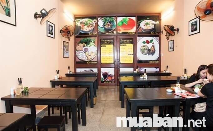 kinh doanh quán ăn nhỏ, kinh nghiệm mở quán ăn, mở quán ăn