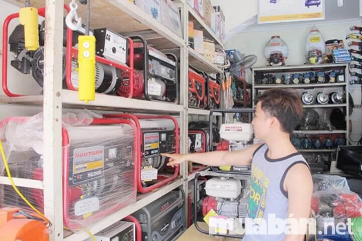 Thuê máy phát điện tp hcm
