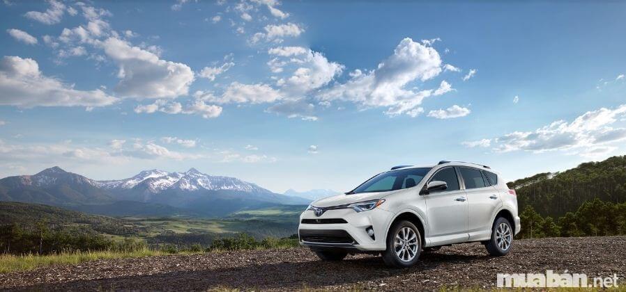 Xe Toyota RAV4, bạn đồng hành trên mọi nẻo đường