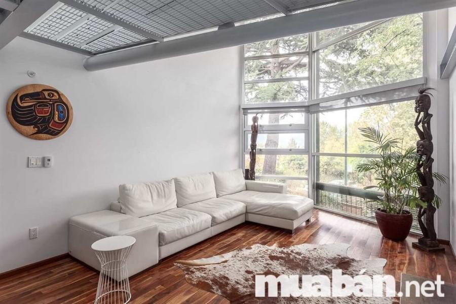 Bí quyết trang trí nội thất phòng khách