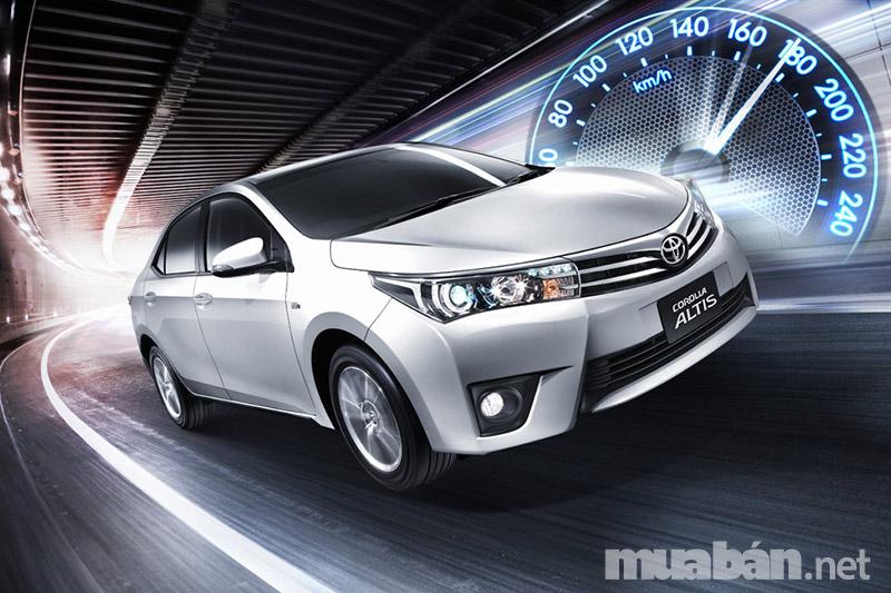 Toyota luôn là cái tên được nhớ đến đầu tiên với những người đang có ý định mua xe oto cũ
