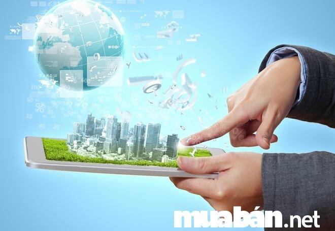 Thường xuyên theo dõi các tờ báo về kinh doanh bất động sản để cập nhật thông tin