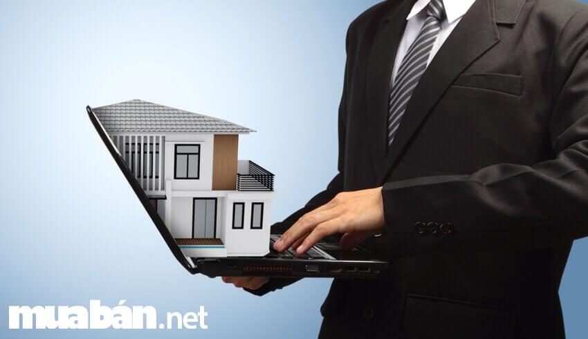 Đăng tin bất động sản online là phương thức phổ biến nhất hiện nay