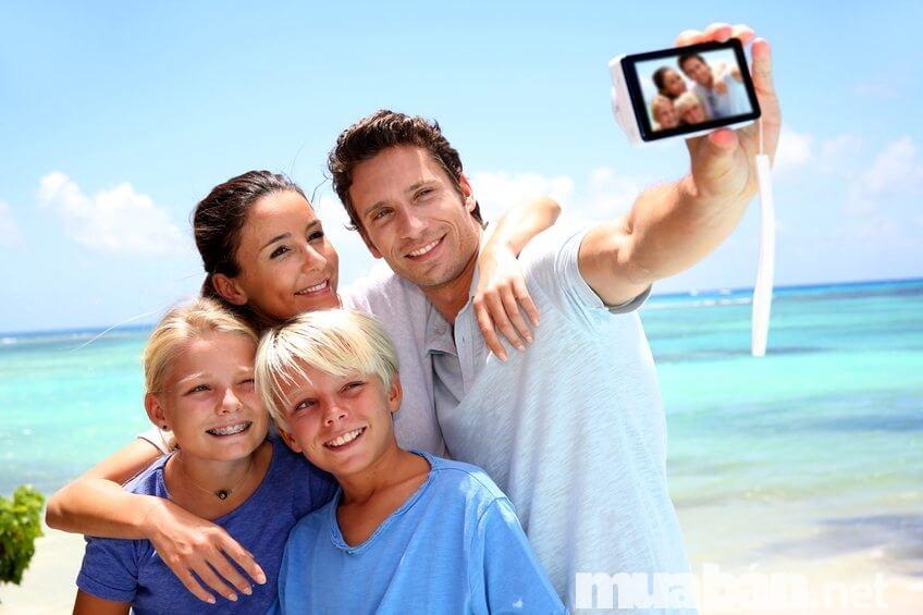 Lưu ý khi chọn mua máy quay video cho gia đình