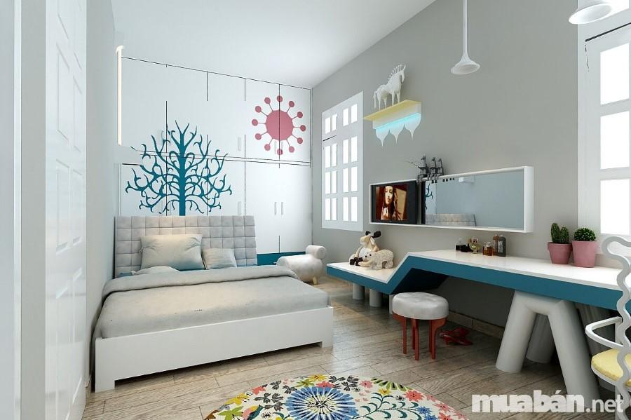 Thay đổi cách trang trí để mang luồn gió mới cho căn hộ của mình