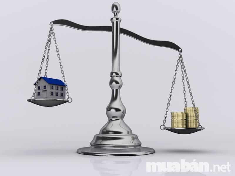 Đưa ra giá bán nhà hợp lý