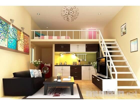 Những căn hộ chung cư mini tiện nghi như thế này là sự lựa chọn của nhiều người độc thân hoặc những gia đình nhỏ