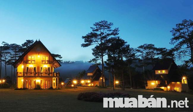 Binh An Village Resort Da Lat 5 Sao 2
