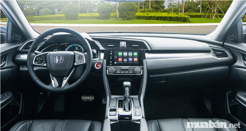 Nội thất Honda Civic 2017