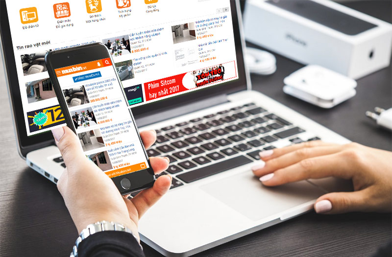 Tìm kiếm thông tin trên internet để mau chóng tìm được nơi cho thuê mặt bằng phù hợp nhất