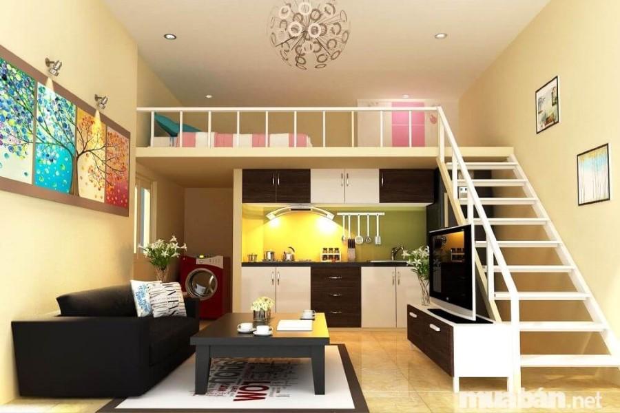 Những căn hộ chung cư mini diện tích nhỏ với giá thành rẻ là lựa chọn của rất nhiều người