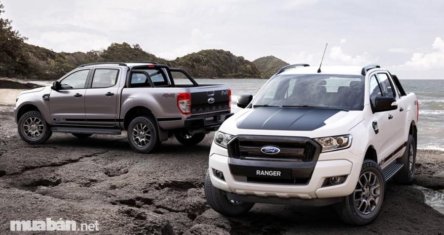 """Những dòng """"xế hộp"""" làm nên sự thành công của Ford"""