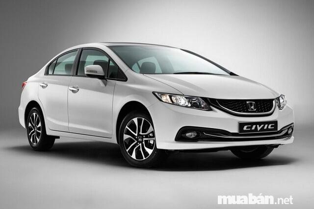 Honda Civic 2013 cũng là một cái tên đáng chú ý đến từ Nhật trong danh sách