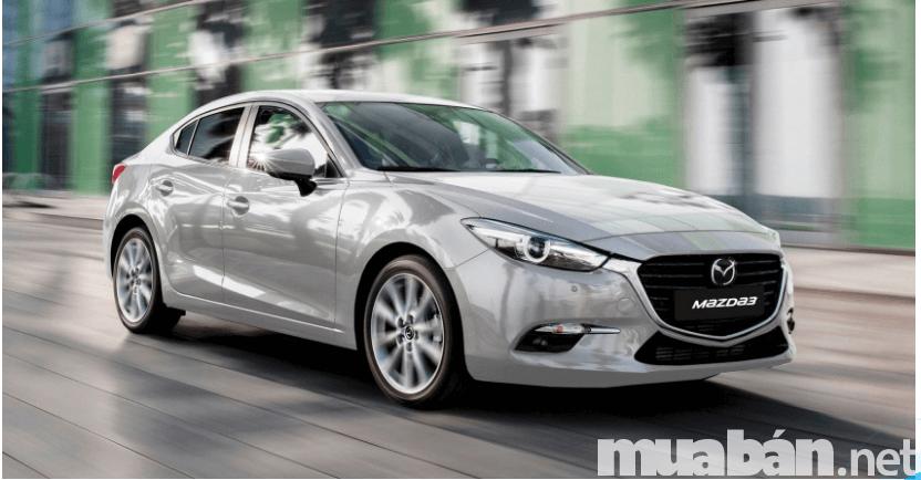 Mazda 3 sang trọng, sắc xảo