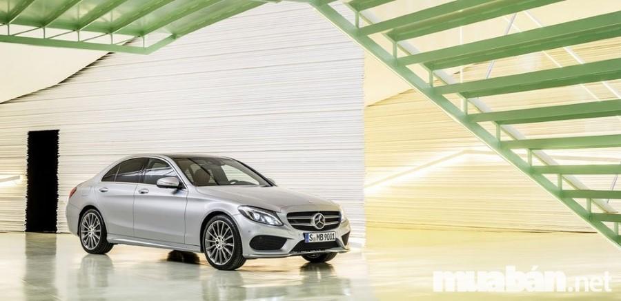 Xe Cũ Mercedes C200