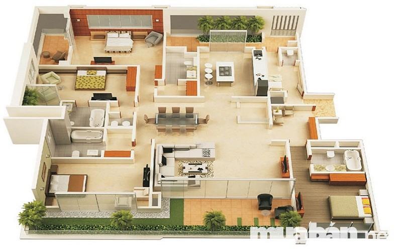 Mua căn hộ chung cư ở TPHCM