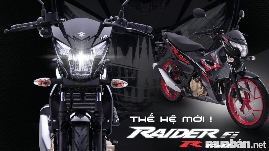 zuki Raider Fi R150 2017
