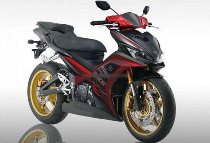"""Hình ảnh rò rỉ """"được cho là"""" của Yamaha Exciter 175cc"""
