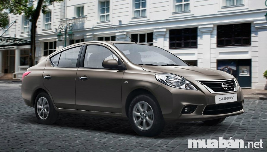 Nissan Sunny XL 1.5L MT hoàn hảo đến mọi góc cạnh
