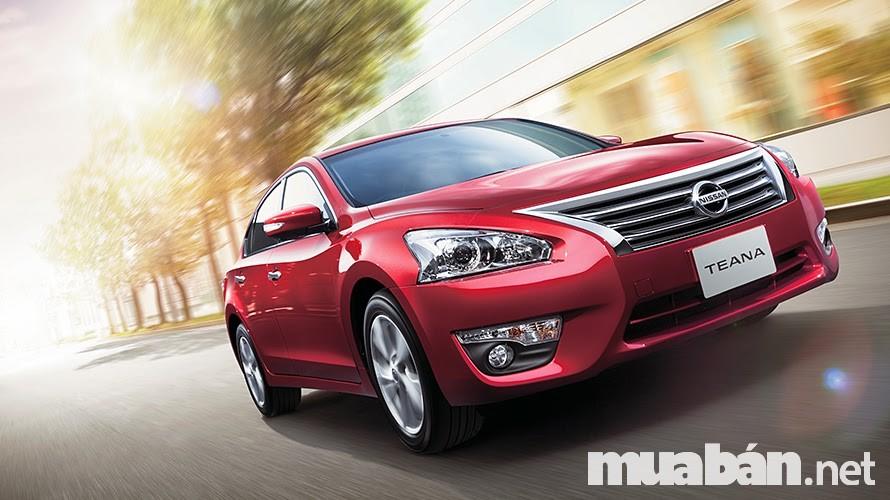 Nissan Teana 2.5SL X-CVT