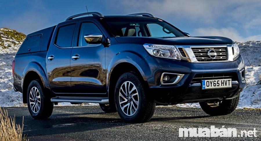 Nissan Navara với nhiều phiên bản giúp người tiêu dùng có thêm nhiều lựa chọn