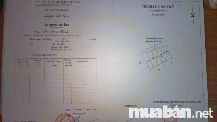 Hợp đồng cần có đầy đủ chữ ký của những người đứng tên sở hữu sổ đỏ